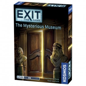 The Mysterious Museum Exit...