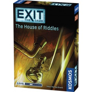 The House of Riddles Exit...