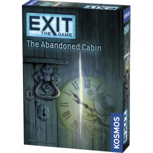 The Abandoned Cabin Exit...