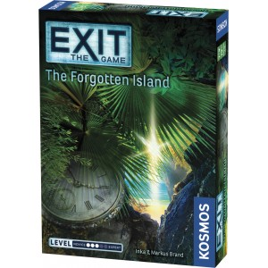 The Forgotten Island Exit...
