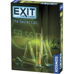 The Secret Lab Exit the...