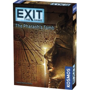 The Pharaoh's Tomb Exit the...