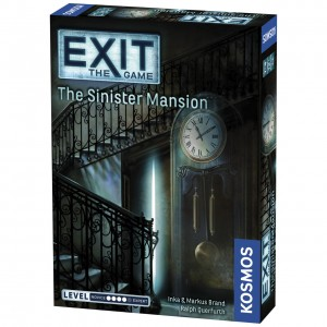 The Sinister Mansion Exit...