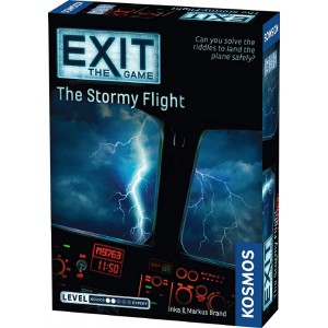 EXIT GAME: THE STORMY...