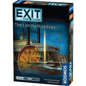 Exit The Game: Theft on the...