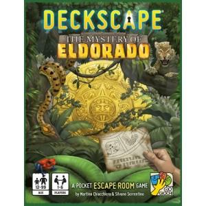 Deckscape: Mystery of...